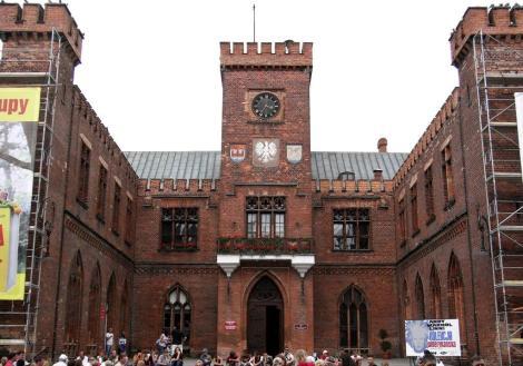 Kolberg [poln. Kołobrzeg]: Rathaus (2007)