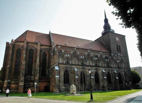 Stolp [poln. Słupsk]: Marienkirche (2012)