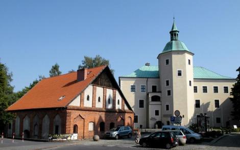 Stolp [poln. Słupsk]: Mühle und Schloss (2012)