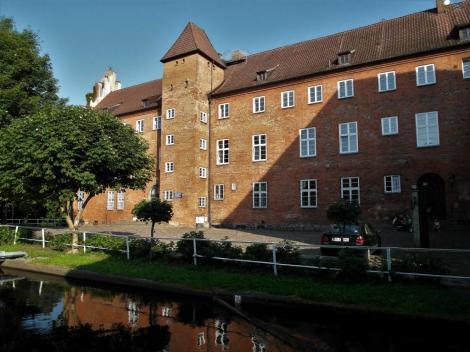 Lauenburg [poln. Lębork]: Burg (2012)