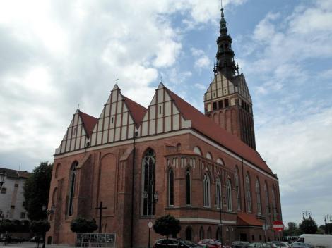Elbing (poln. Elbląg): Nikolaikirche (2012)