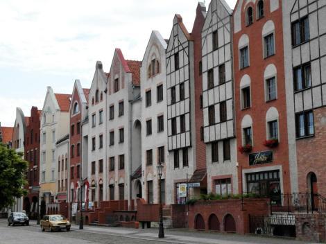 Elbing (poln. Elbląg): Altstadt (2012)