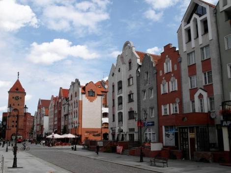 Elbing (poln. Elbląg): Alter Markt (2012)