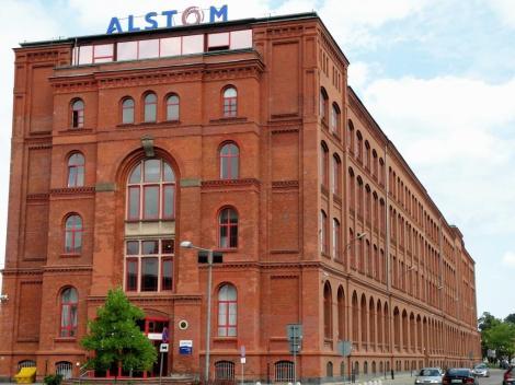 Elbing (poln. Elbląg): früher Verwaltungsgebäude der Schichau-Werft (2012)