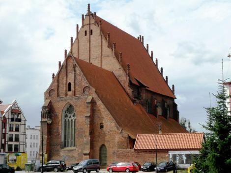 Elbing (poln. Elbląg): Marienkirche (2012)