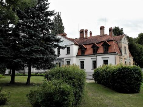 Cadinen [poln. Kadyny]: Herrenhaus (2012)