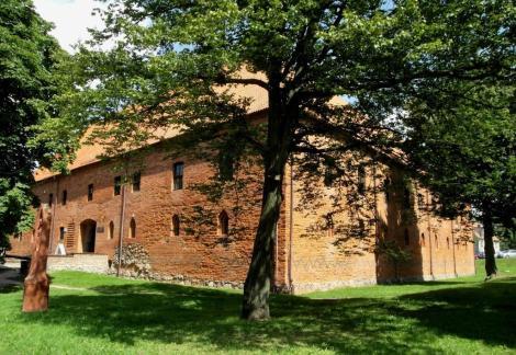 Osterode [poln. Ostróda]: Burg (2012)