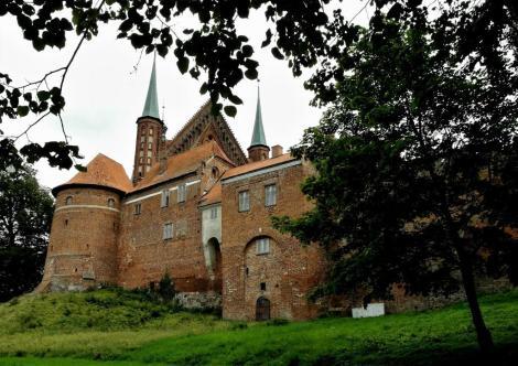Frauenburg [poln. Frombork]: Domburg (2012)
