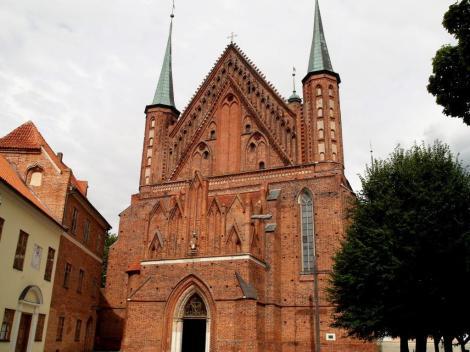 Frauenburg [poln. Frombork]: Dom (2012)