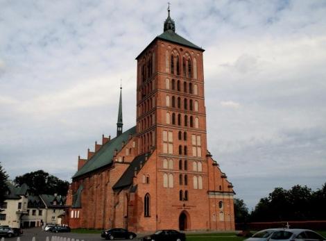 Braunsberg [poln. Braniewo]: Katharinenkirche (2012)