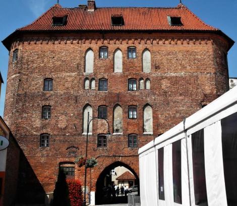 Heilsberg [poln. Lidzbark Warminski]: Hohes Tor (2012)