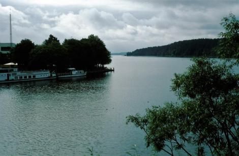 Nikolaiken [poln. Mikołajki]: Nikolaiker See (1979)