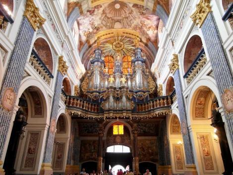 Heiligelinde [poln. Swięta Lipka]: Wallfahrtskirche (2012)