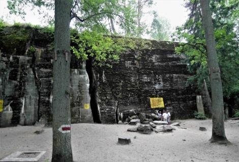 Wolfsschanze bei Rastenburg [poln. Kętrzyn]: Hitlers Bunker (2012)