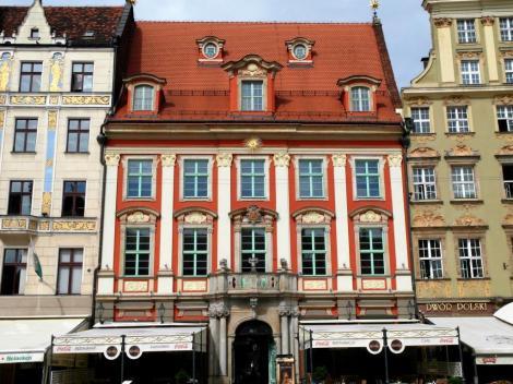 """Ring: Westseite - Haus """"Zur goldenen Sonne"""" (2014)"""