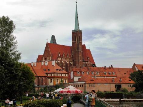 Blick zur Kreuzkirche (2014)