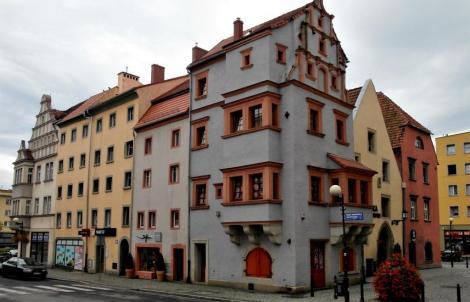 Löwenberg [poln. Lwówek Slaşki]: Ring (2014)