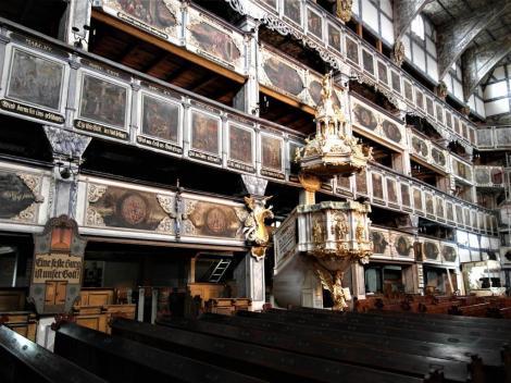 Jauer [poln. Jawor]: Friedenskirche (2014)