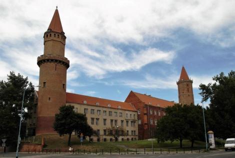 Liegnitz [poln. Legnica]: Schloss (2014)