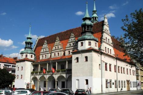 Brieg [poln. Brzeg]: Rathaus (2014)
