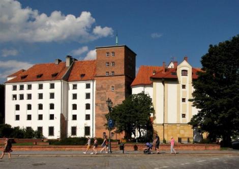 Brieg [poln. Brzeg]: Schloss (2014)