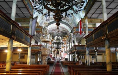Hirschberg [poln. Jelenia Góra]: Gnadenkirche (2014)