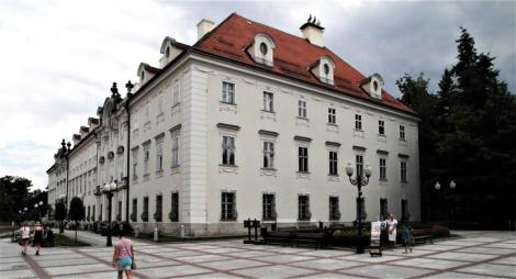 Bad Warmbrunn [poln. Cieplice Sląskie Zdrój]: Schloss (2014)