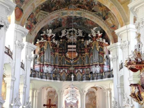 Grüssau [poln. Krzeszów]: Klosterkirche (2014)