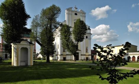 Grüssau [poln. Krzeszów]: Josephskirche (2014)