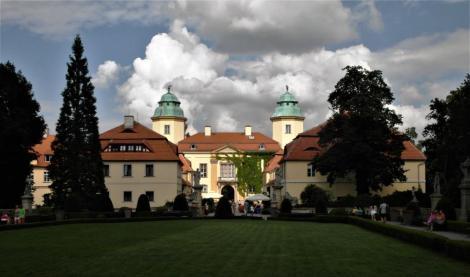 Schloss Fürstenstein [poln. Ksiąz]: Torgebäude (2014)