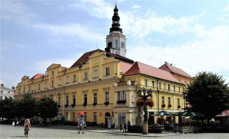 Schweidnitz [poln. Swidnica]: Rathaus (2014)