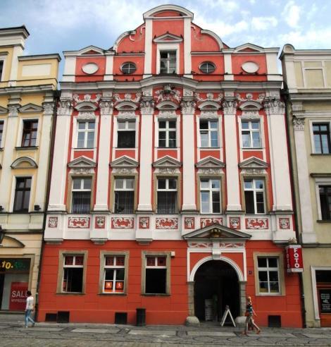 Schweidnitz [poln. Swidnica]: Ring - Haus Zur goldenen Krone (2014)