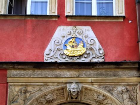 Schweidnitz [poln. Swidnica]: Bürgerhaus am Ring (2014)