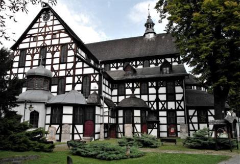 Schweidnitz [poln. Swidnica]: Friedenskirche (2014)