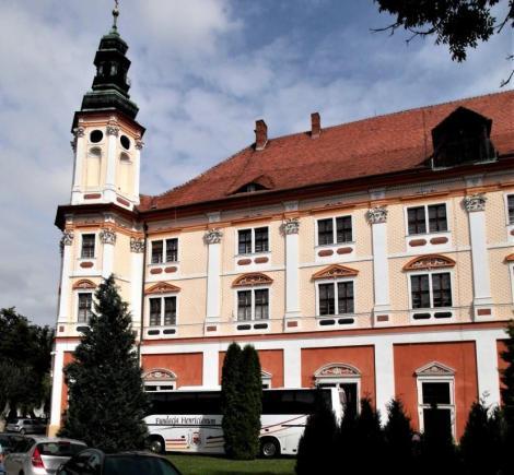 Heinrichau [poln. Henryków]: Kloster (2014)