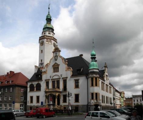 Münsterberg [poln. Ziębice]: Rathaus (2014)