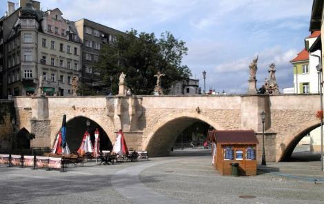 Glatz [poln. Kłlodzko]: Brücktorbrücke (2014)