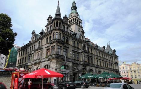 Glatz [poln. Kłlodzko]: Rathaus (2014)