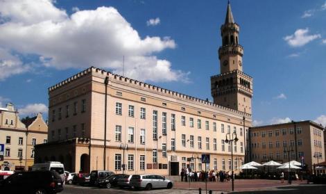 Oppeln [poln. Opole]: Rathaus (2014)