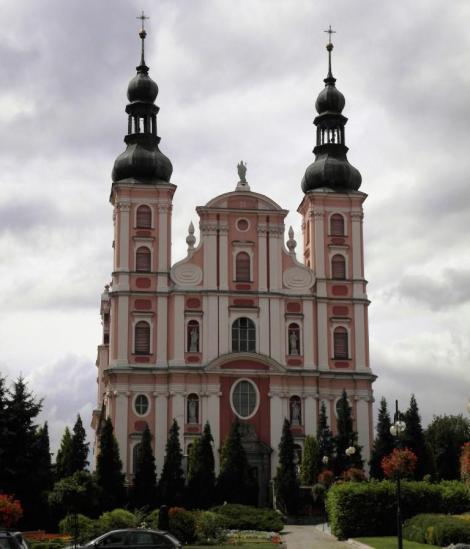 Ottmachau [poln. Otmuchóv]: Pfarrkirche (2014)