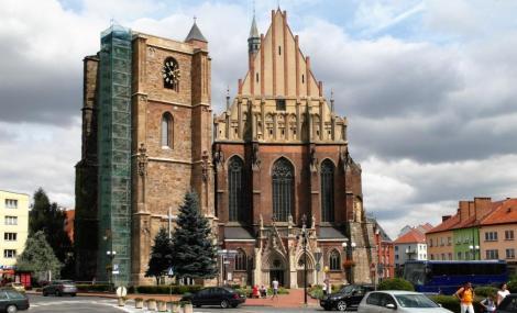 Neisse [poln. Nysa]: Jakobskirche (2014)