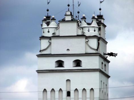 Neisse [poln. Nysa]: Breslauer Torturm (2014)