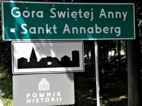 Annaberg [poln. Góra Swiętej Anny] (2014)