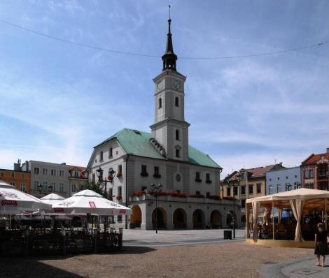 Gleiwitz [poln. Gliwice]: Rathaus (2014)