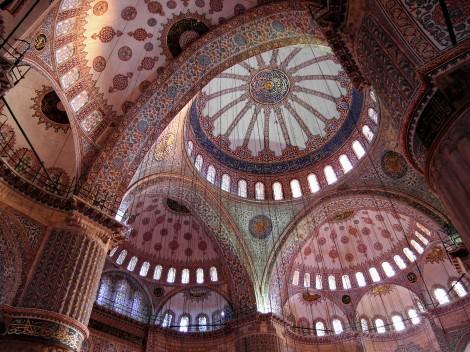 Sultan Ahmed-Moschee [Blaue Moschee] (2014)