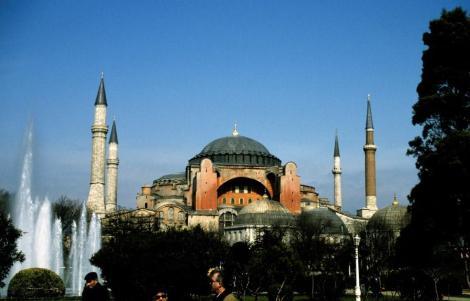 Hagia Sophia (2014)