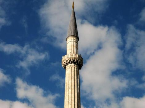 Hagia Sophia: Minarett (2014)