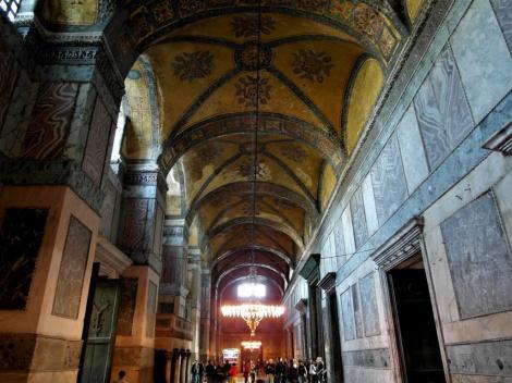 Hagia Sophia: Innerer Narthex (2014)