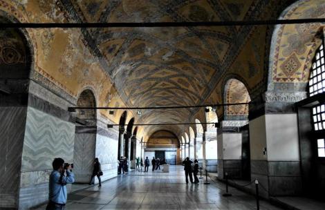 Hagia Sophia: Empore (2014)