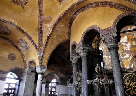 Hagia Sophia: Südgalerie (2014)